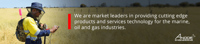We are a market leader providing products for marine, oil and gas industry